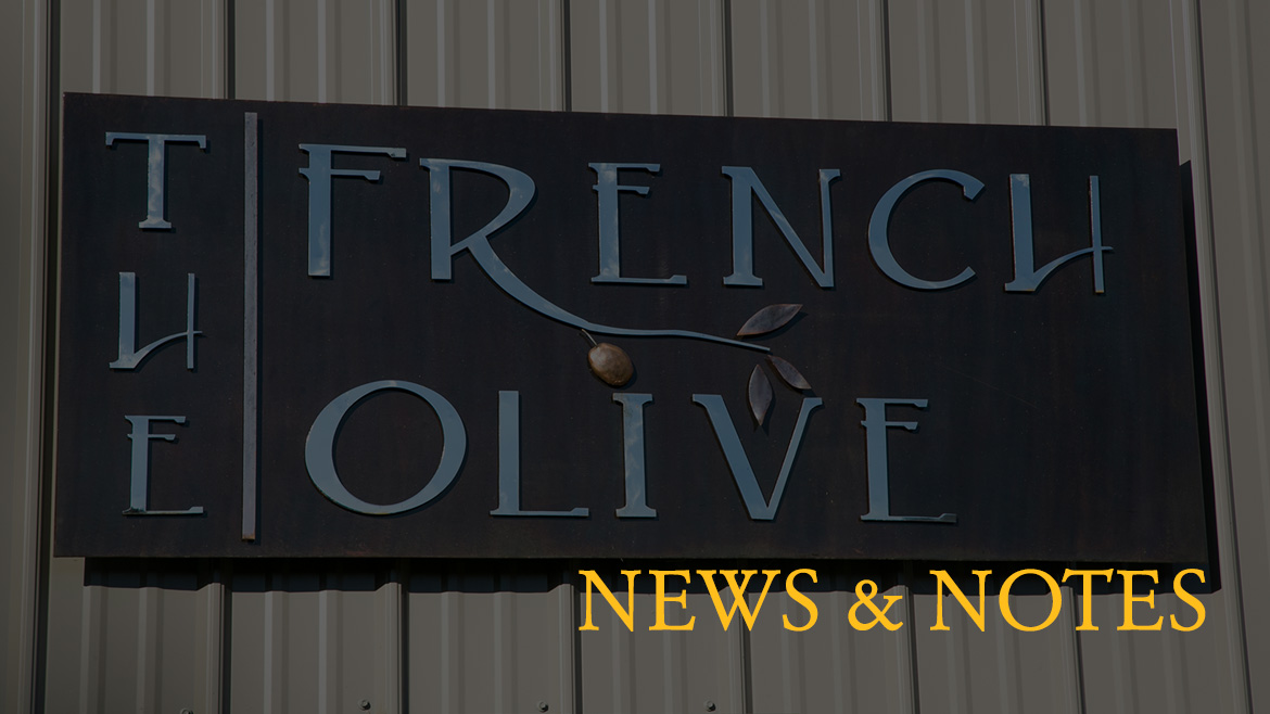 The French Olive in the News!