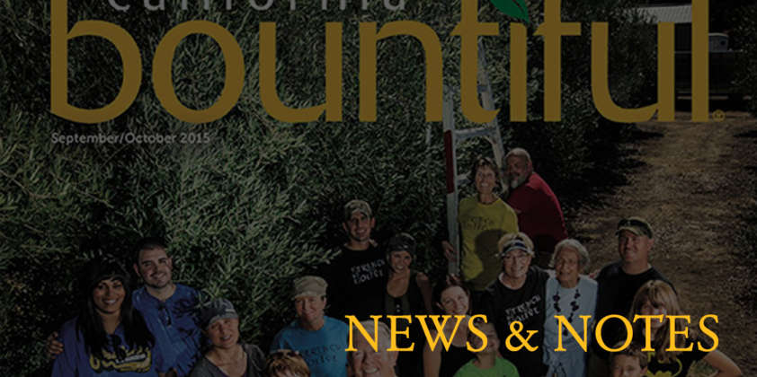 California Bountiful Magazine