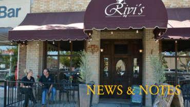 Rivi's in Oakdale now offering TFO Olive Oil