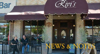 Rivi's in Oakdale now offering TFO Olive Oil