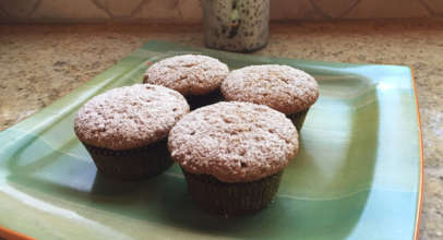 Olive Oil Muffins
