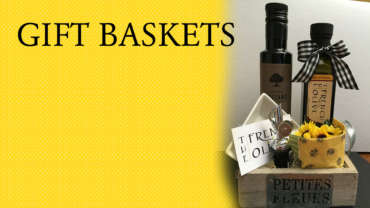 Gift Baskets are Here!