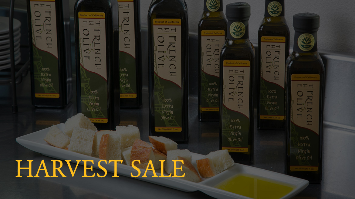 2016 Harvest Celebration Sale