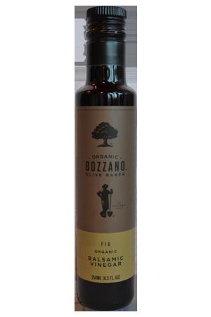 TFO   Bozzano Fig-Flavored Balsamic Vinegar