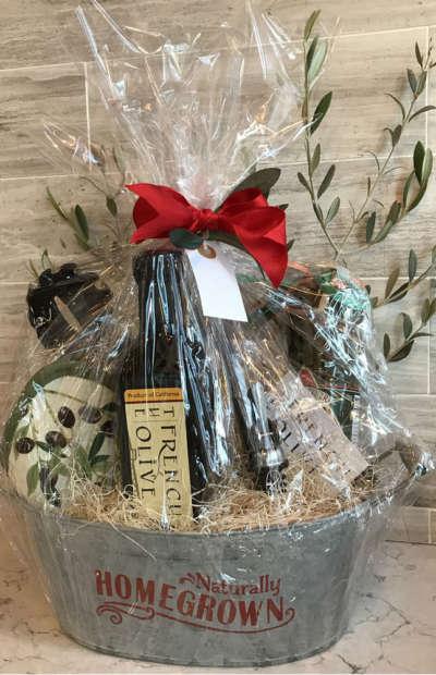 TFO | Pasta Gift Basket