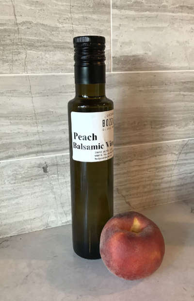 Bozzano Peach Balsamic Vinegar