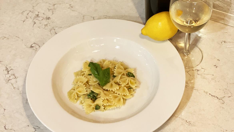 TFO | Lemon Pasta
