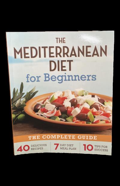 "TFO | ""The Mediterranean Diet for Beginners"" Cookbook"